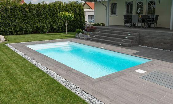 Carrelage Exterieur Pour Terrasse Et Piscine Amenagement Jardin Terrasse Piscine Terrasse Piscine Piscine Et Jardin
