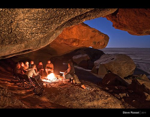 Cave Fire
