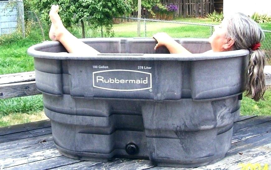 Rubbermaid 100 Gallon Stock Tank Gallon Water Trough Water Tank Tanks Gallon Stock Warranty Gal Plug Horse Rubber Soaking Tub Outdoor Tub Japanese Soaking Tubs
