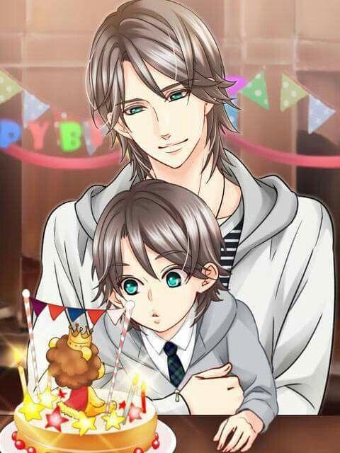 Prince Kevin Anime Dad Anime Family Cute Anime Boy