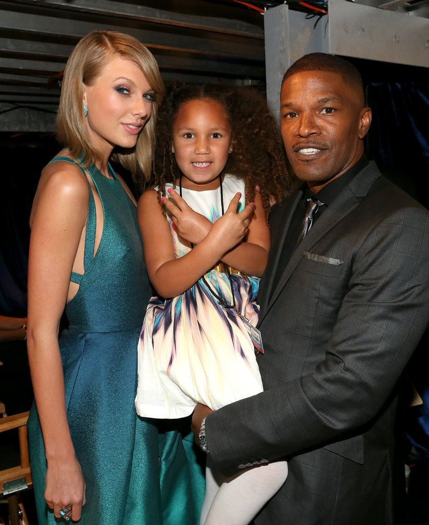 Let's Count All the A-Listers Jamie Foxx's Daughte