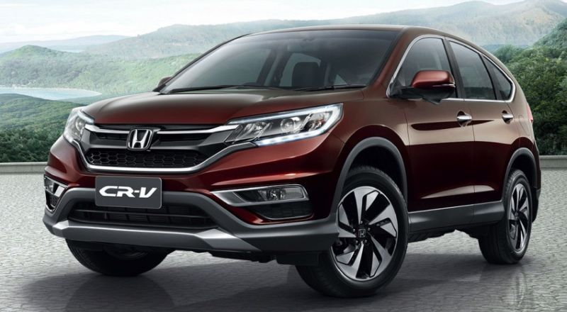 2020 Honda Cr V Concept Price Changes And Release Date Rumor New Car Rumor Honda Mobil Baru Suv