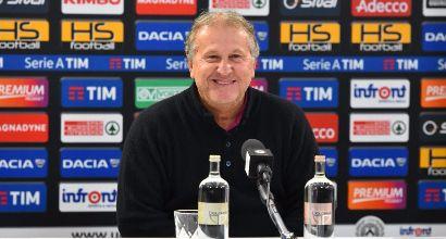 """Udine riabbraccia Zico: """"Indimenticabile la passione dei tifosi"""""""