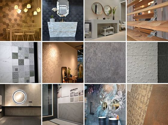 Architonic in Bologna: Cersaie 2015, Part four | Architecture
