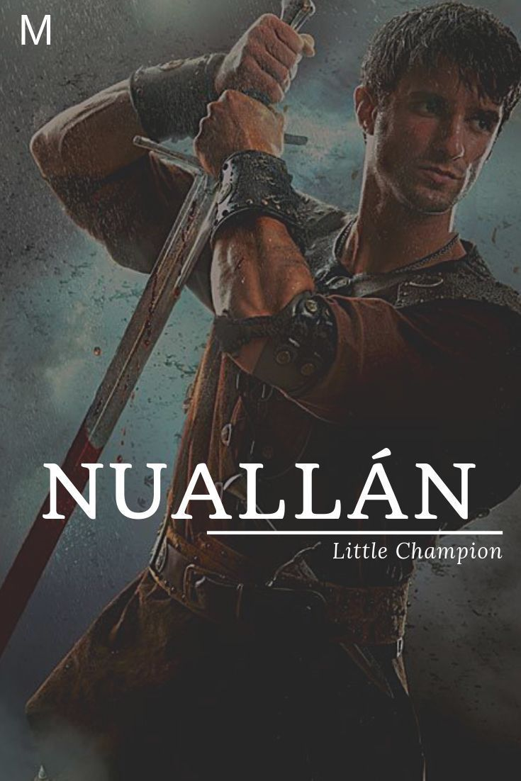 Nuallan, meaning Little Champion, Gaelic names, N baby boy names, N baby names, ...