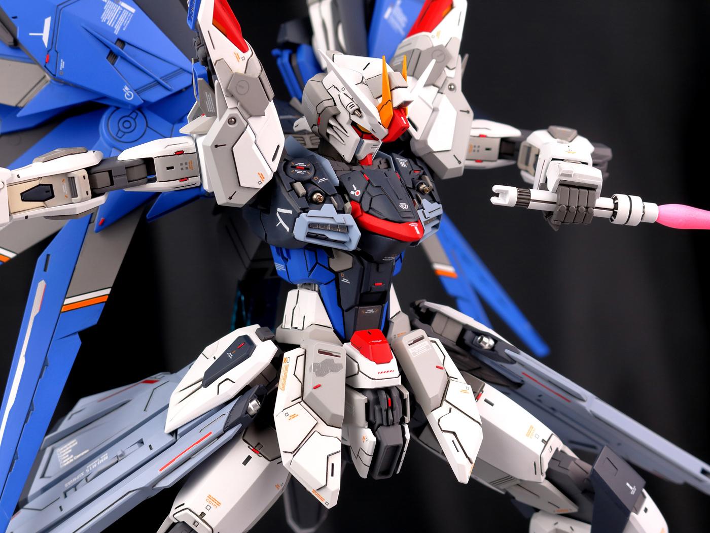GUNDAM GUY MG 1/100 Freedom Gundam Ver. 2.0 Customized