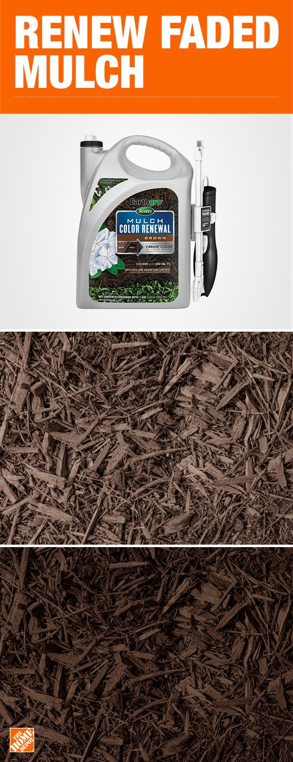 Few Things In Your Lawn And Garden Provide Instant Satisfaction And Curb Appeal Like Freshly Laid Mulch Lawn And Garden Mulch Landscaping Outdoor Landscaping