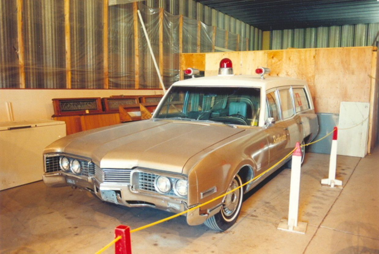 1967 Oldsmobile ambulance Vintage Olds - General Motors GM vintage ...