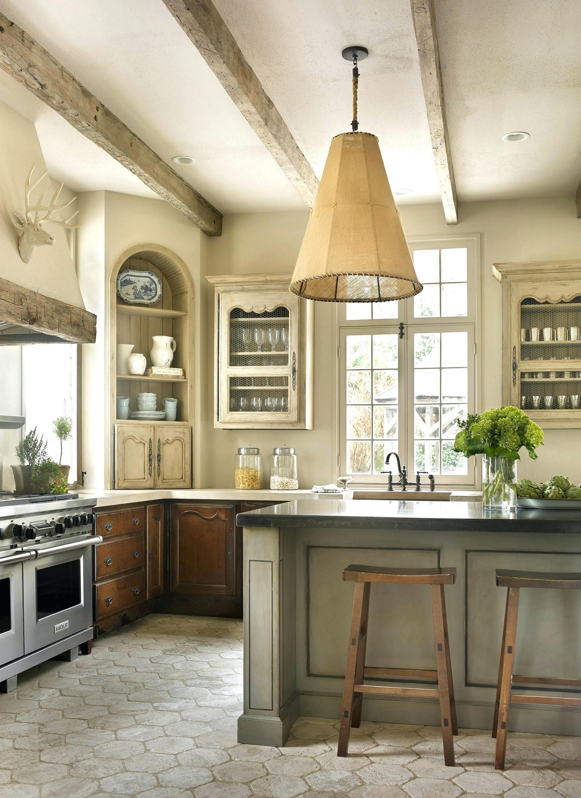 Best 35 Easy And Simple French Country Kitchen Design Ideas 640 x 480
