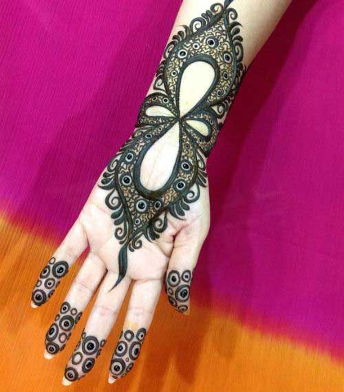 40 Gorgeous Henna Ideas From Intricate To Elaborate: Top 40 Eye Catching Arabic Mehndi Designs