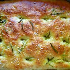 Focaccia Sikke