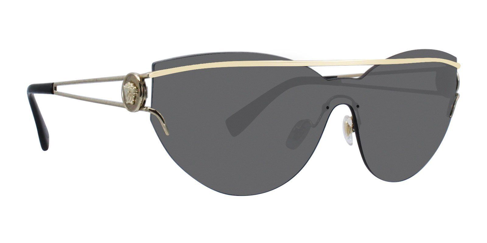 298ed800c0d5f Versace - VE2186 Gold - Gray-sunglasses-Designer Eyes