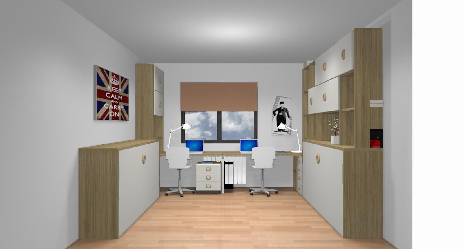Dormitorios juveniles a medida en madrid proyectos de decoracion - Dormitorios juveniles en madrid ...