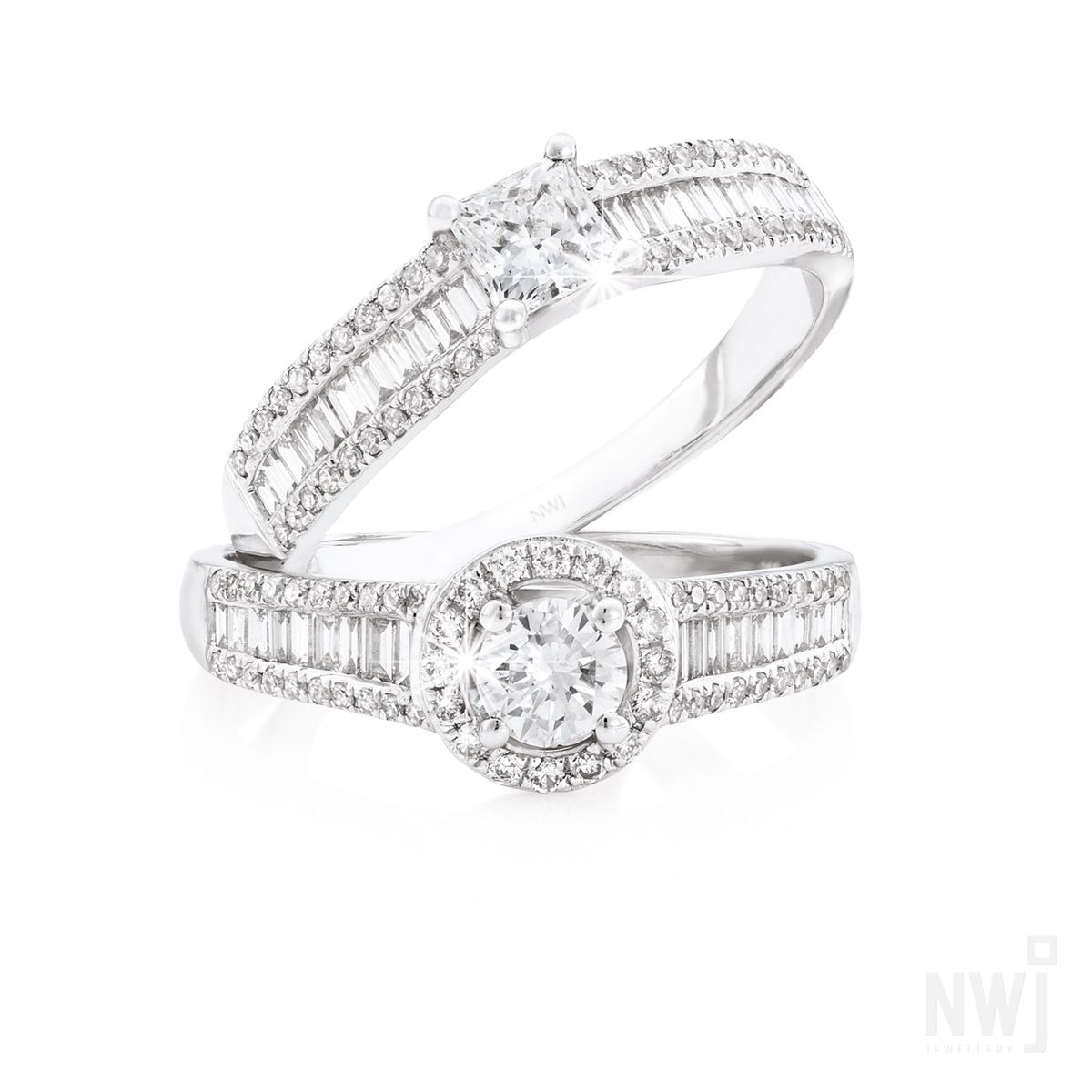ad18d50c0703 Diamond Collection  18ct Diamond Rings By NWJ  Valid for 2013  myNWJwishlist