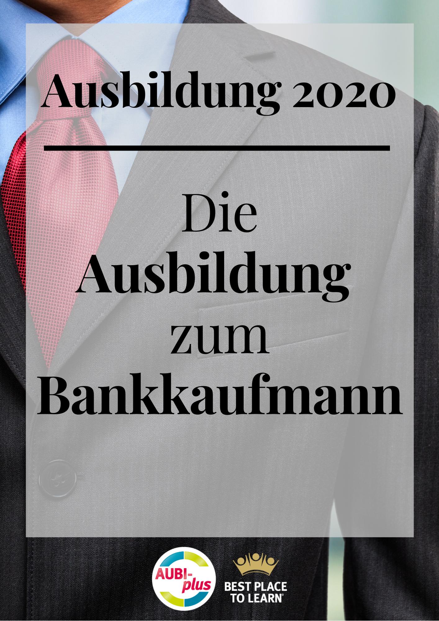 Ausbildung Zum Bankkaufmann Ausbildung Bankkaufmann Bankkaufmann Ausbildung