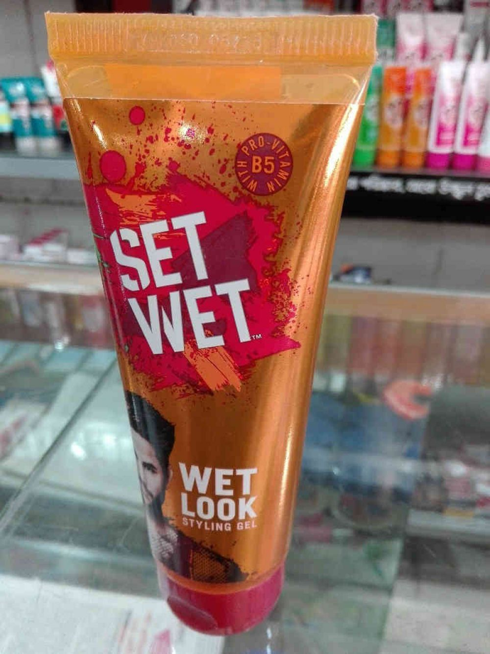 Wet Look Styling Gel for Men Best online shop in