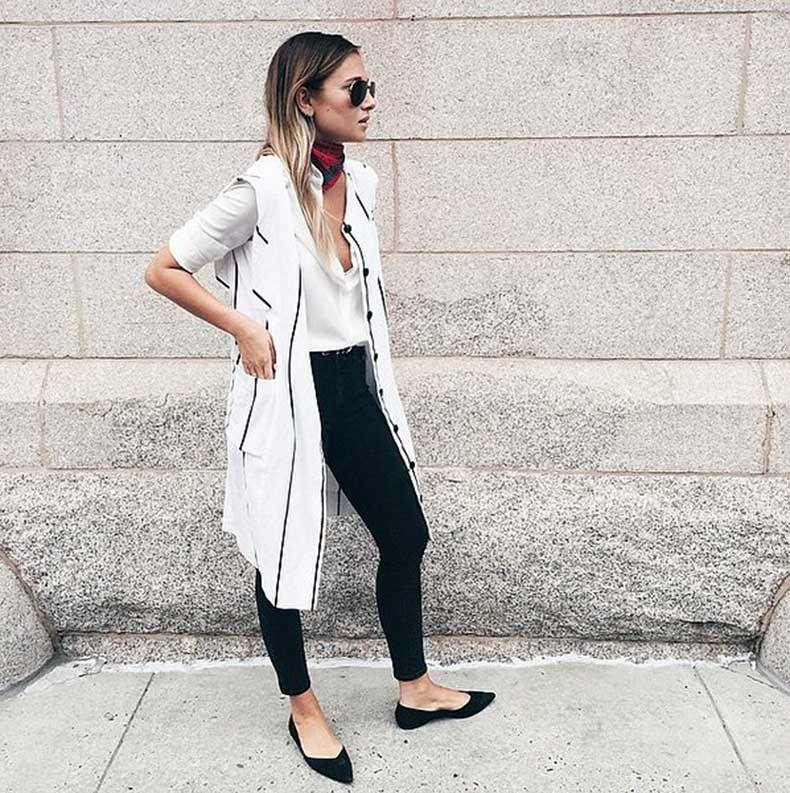Resultado de imagen para outfits con zapatos de punta negros | Unique  outfits, Street style outfit, Fashion