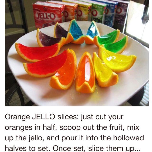Jelly slices