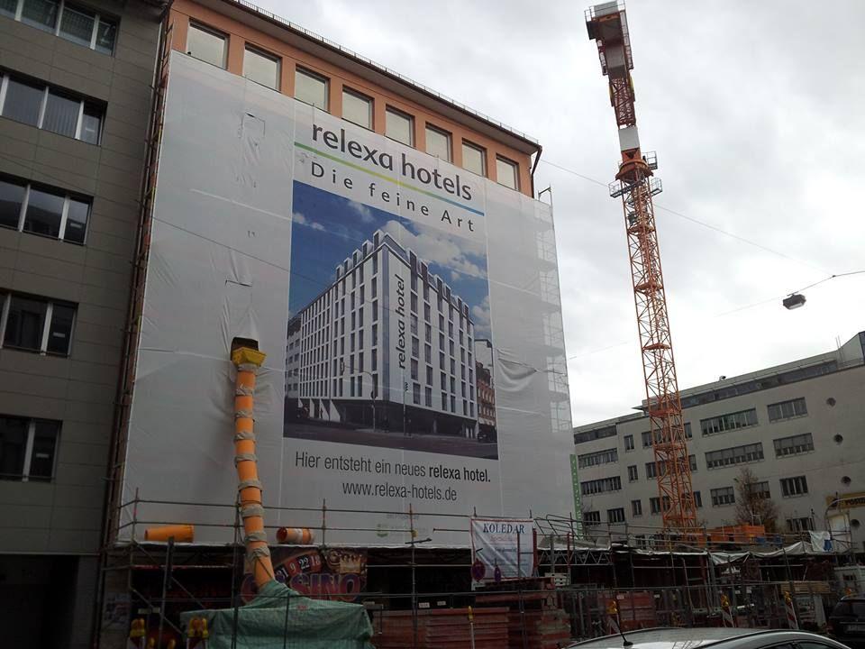 Das 10. relexa hotel wird im Herbst 2014 Die