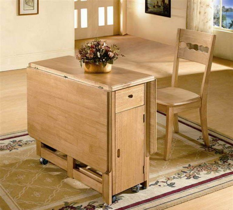 Lovable Folding Dining Table And Chair Set Dining Room Portable