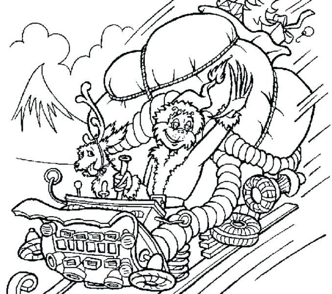 The Grinch Coloring Pages Coloring Pages Of The The Coloring Pages