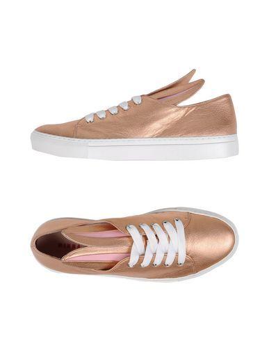 Minna Parikka All Ears Low Top Sneakers With Bunny Ears - Women Sneakers on  YOOX. The best online selection of Sneakers Minna Parikka.