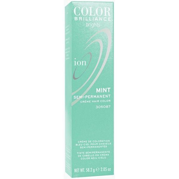 Ion Color Brilliance Brights Semi Permanent Hair Color Salmon 15