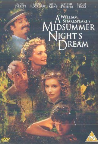 A Midsummer Night S Dream Directed By Michael Hoffman With Kevin