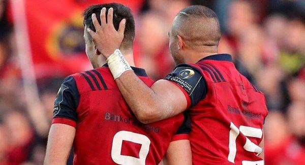 Munster Back Up Emotion With Precision Irish Examiner Emotions Irish Rugby Munster