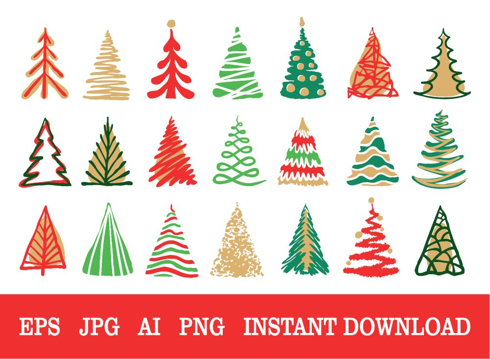 21 Christmas Tree Clipart Trendy Decor Doodle Clip Art Etsy In 2020 Christmas Tree Clipart Cartoon Christmas Tree Christmas Wreaths To Make Choose from 1700+ cartoon tree graphic resources and download in the form of png, eps, ai or psd. pinterest
