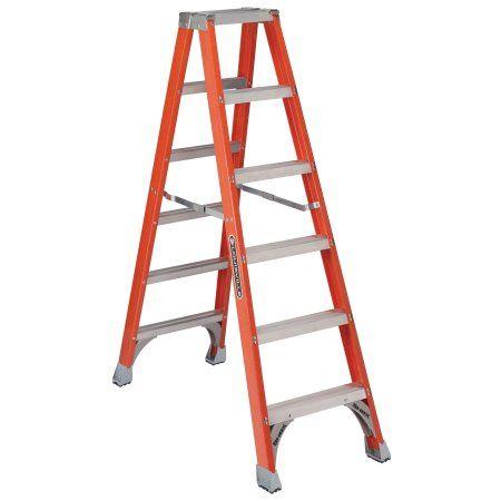 Home Improvement Ladder Wood Steps Plastic Step Stool