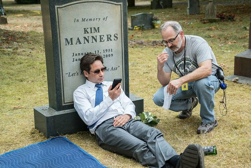 kim manners grave