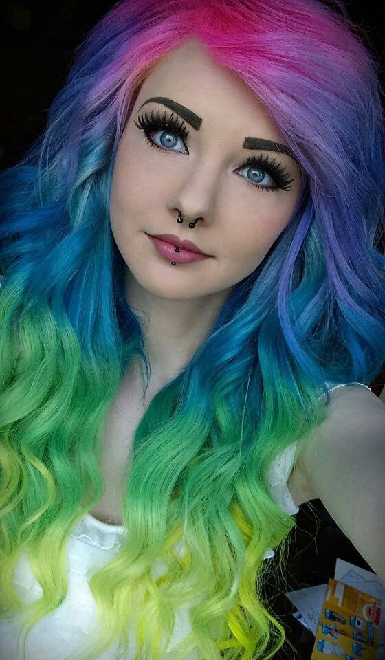 Gorgeous Hair Color Makeup Hair Colors Pinterest Gorgeous