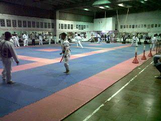 Taekwondo en Cali: Instalación De La Liga