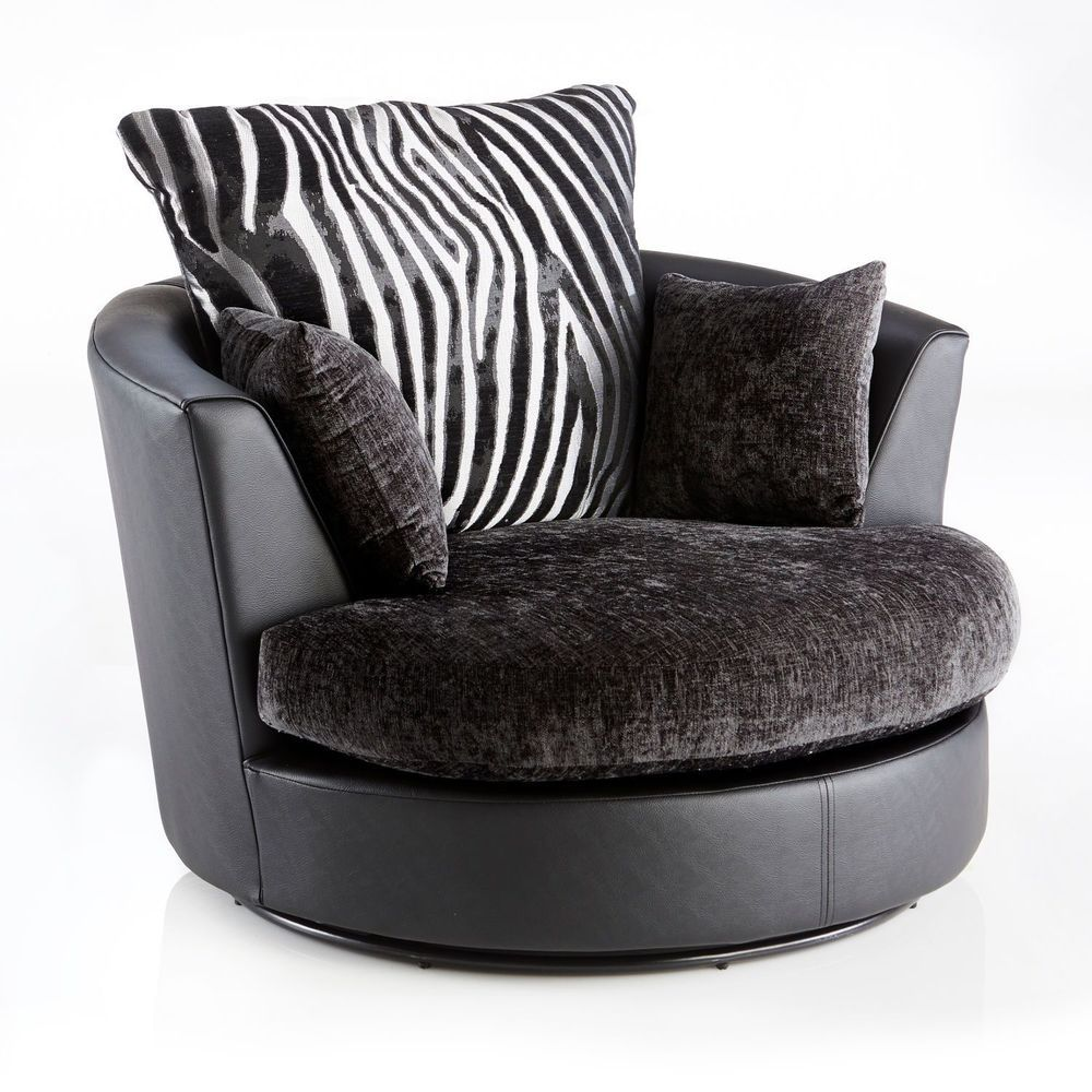 small leather chair uk