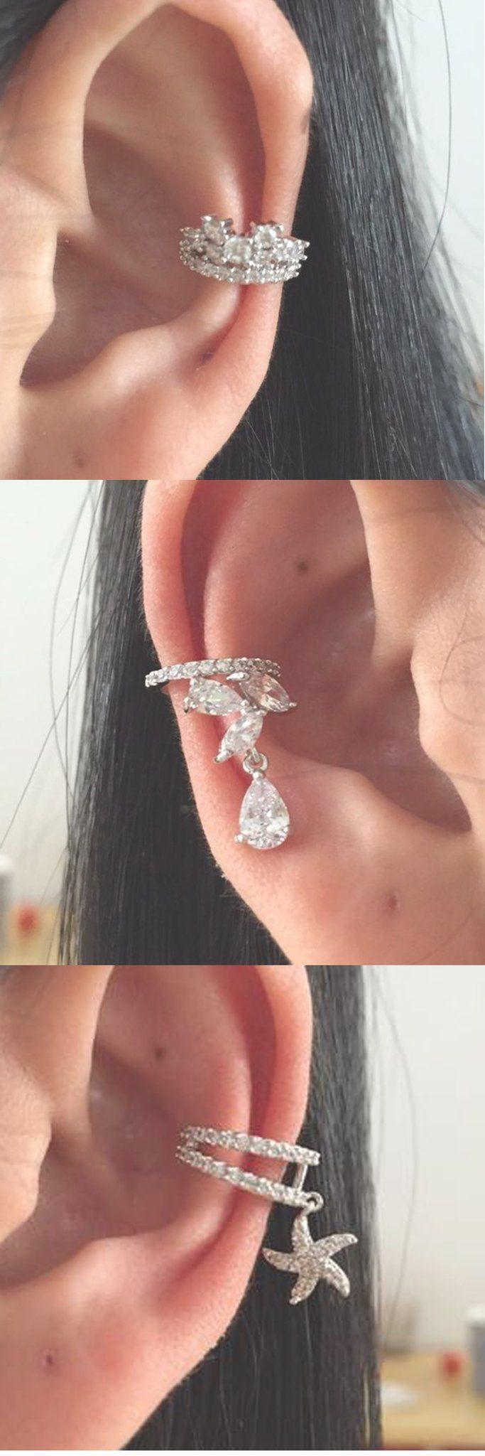 Ear piercing ideas simple  Ear Piercings Ideas for ONLY the Trendiest  Pinterest