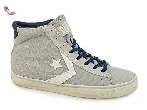 Converse - 156799 Cash - 121899524 - Couleur: Gris - Pointure: 40.0 - Chaussures converse (*Partner-Link)