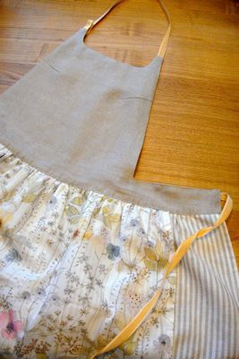 skip-step's apron