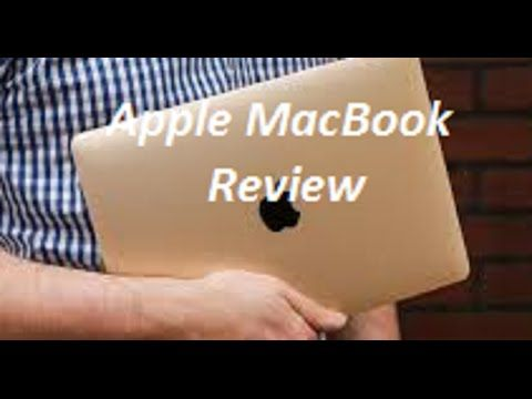 Apple MacBook Review a conflicted beauty