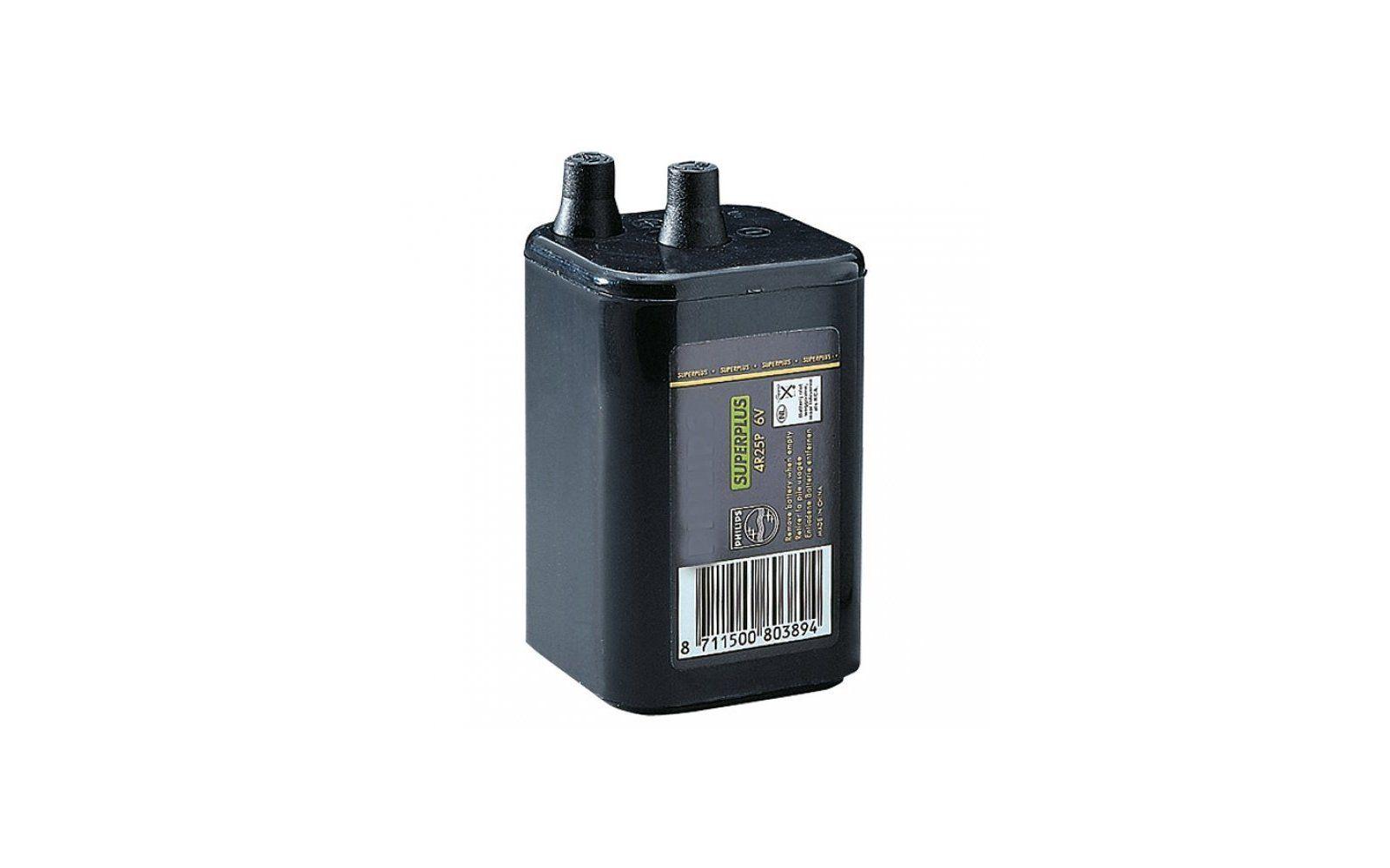 Blockbatterie 6 Volt Fritz Berger Campingbedarf