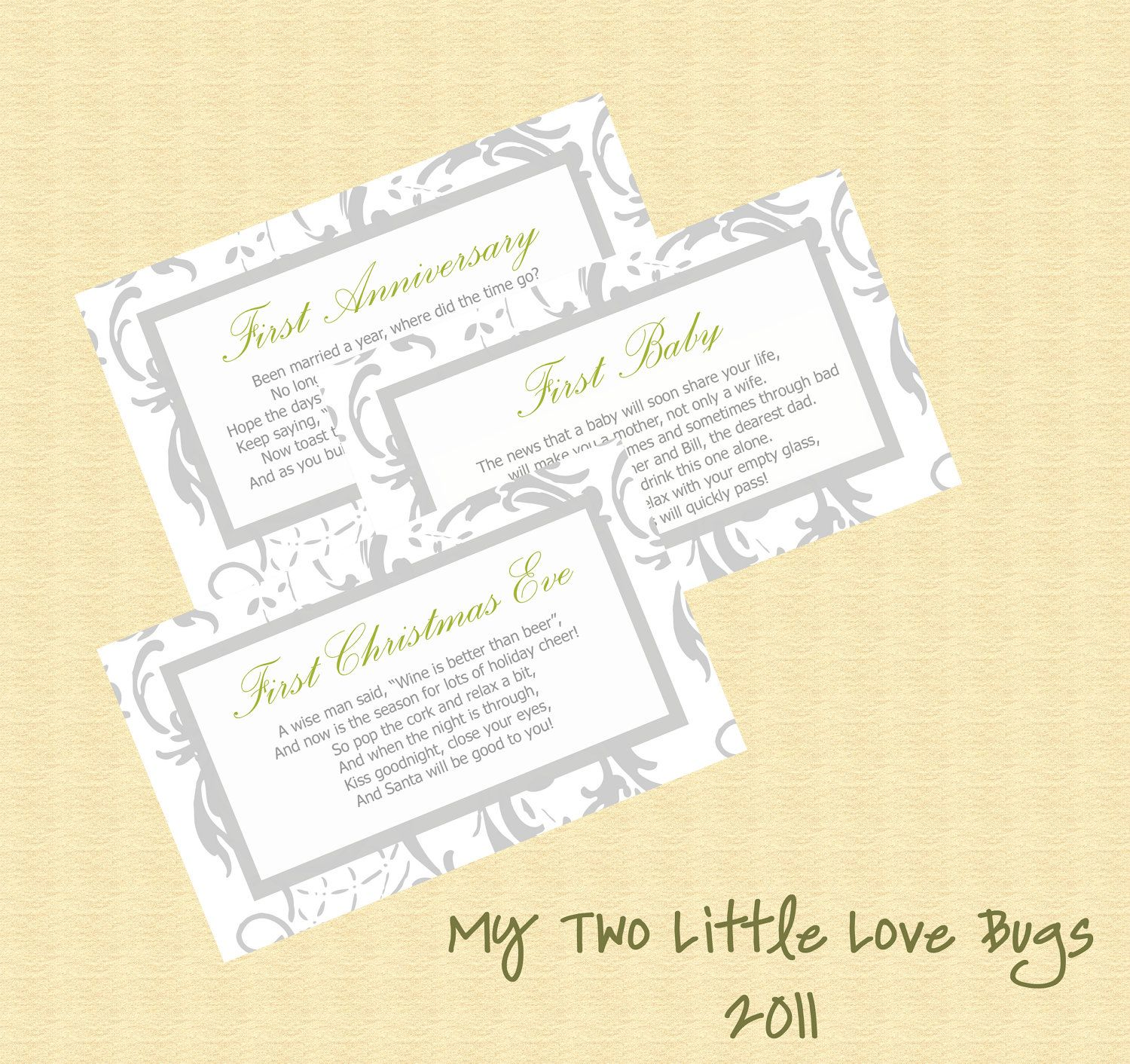 Baby Shower Gift Poems Baby Showers Decoration Ideas