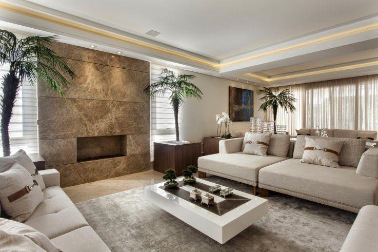 Casa com arquitetura e decora o contempor nea e cl ssica Casa clasica moderna