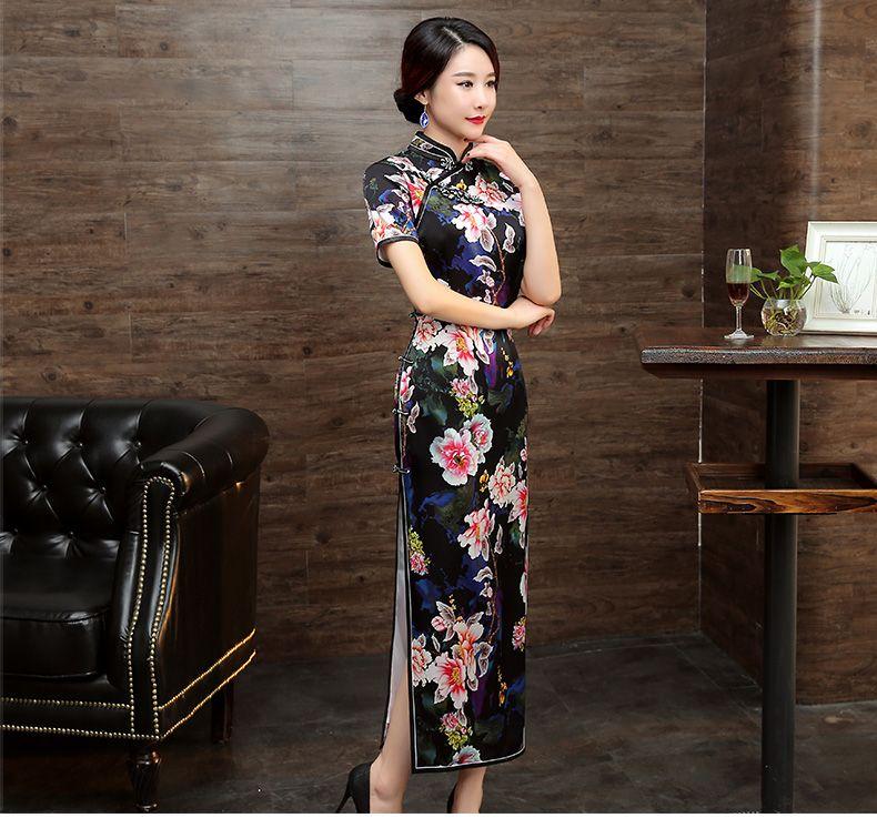 chinese dress traditional red chinese wedding dress            https://www.ichinesedress.com/