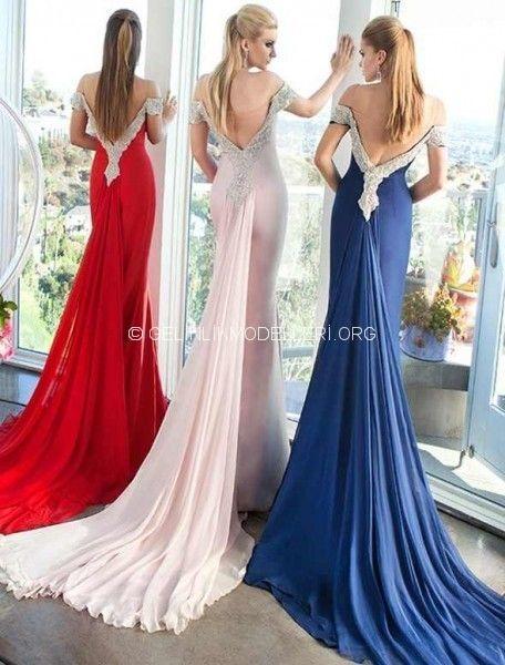 Degisik Kuyruklu Balik Abiye Gorselleri Gelinlik Modelleri Elbiseler Elbise Modelleri Gelinlik