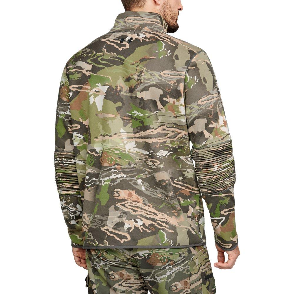 Under Armour Mens Rut Fleece Full Zip Jacket Ua