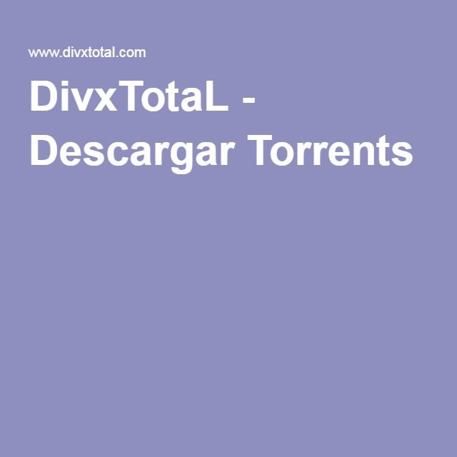 torrent divx total peliculas