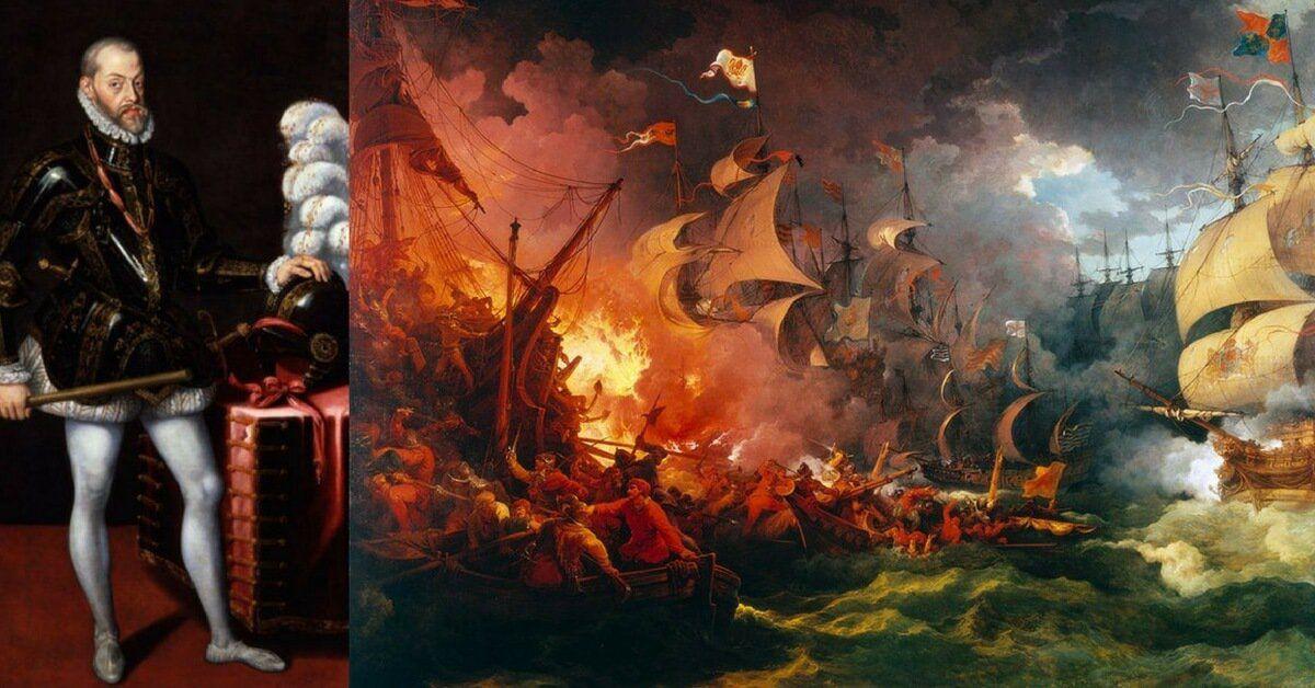 why did the armada fail