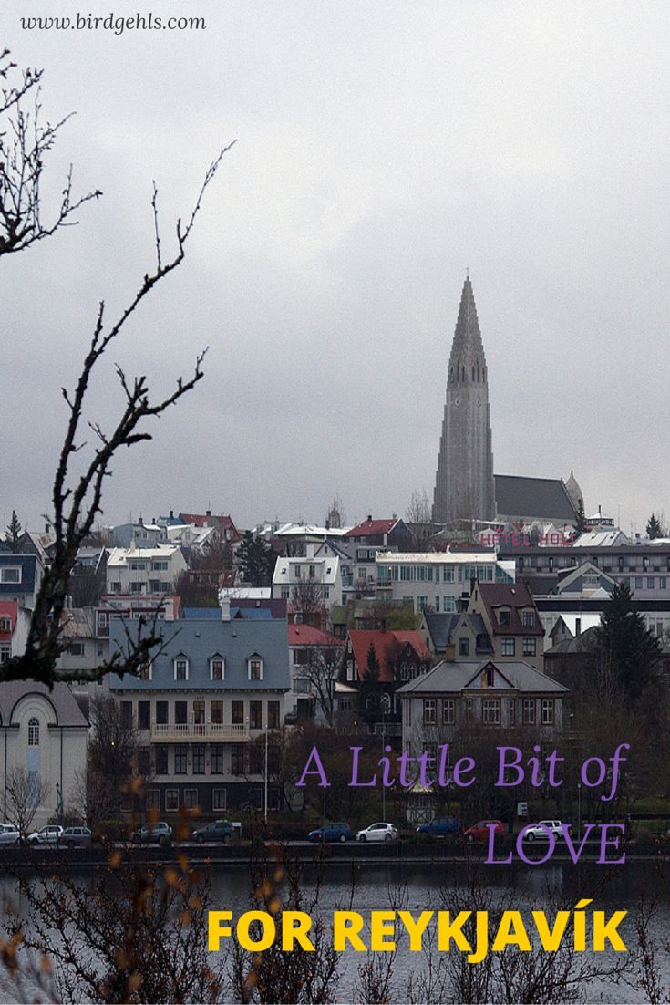 10 Reasons to Fall in Love With Reykjavík | Iceland, Backpacker and ...