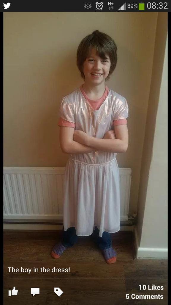 boy in the dress - Recherche sur Twitter