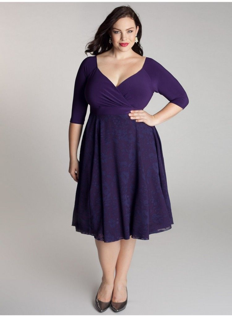 5cf4a0bfb4516 Plus Size Cocktail Dresses Ideas Information  Mazie Sexy Purple Plus Size  Cocktail Dresses Ideas ~ JeuneetConne Special Dress Inspiration